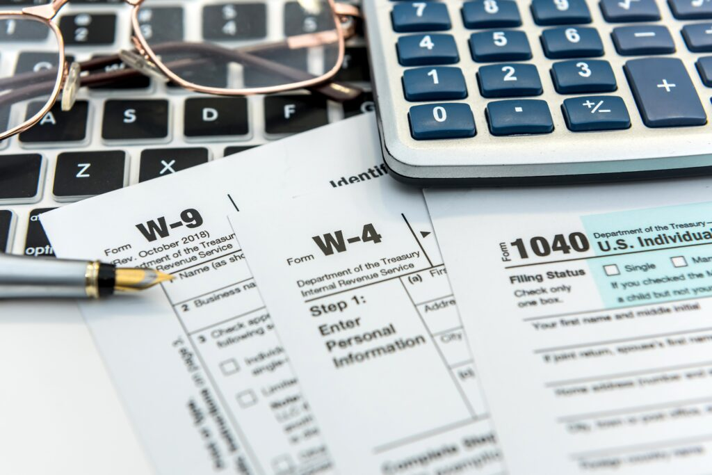 Tax forms and calculator for figuring how you're affected by the proposed individual tax plan